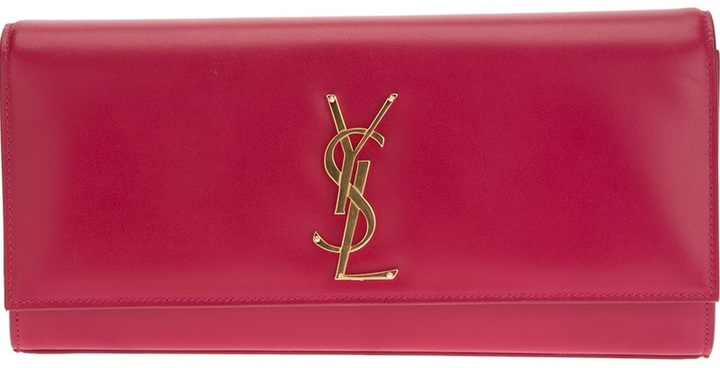 Saint Laurent 'Monogramme' clutch