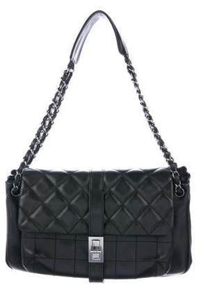 Chanel Quilted Accordian Flap Bag