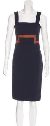 Diane von Furstenberg Tai Knee-Length Dress