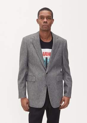 Calvin Klein Chevron Suit Jacket