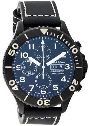 Ernst Benz Chronodiver PVD Watch