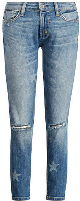 Ralph Lauren Denim & Supply Morgan Crop Skinny Jean $145 thestylecure.com