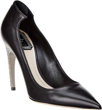 Christian Dior Leather Pump