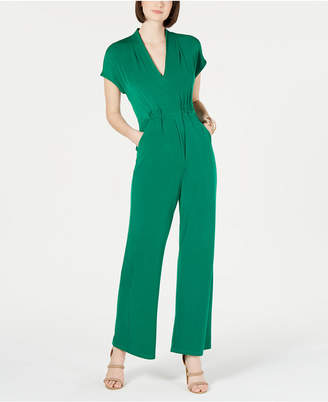 786aa291e5fb at Macy s · Vince Camuto V-Neck Jumpsuit