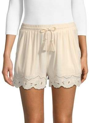 ASTR the Label Rita Lace Shorts