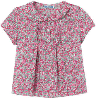 Jacadi Musette Floral Blouse