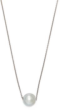 Loree RodkinTahitian Pearl Pendant Necklace
