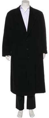 Giorgio Armani Cashmere Overcoat