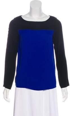 Joie Bi-Color Long Sleeve Top