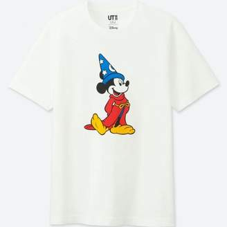 Uniqlo MEN Disney Fantasia Collection Graphic T-Shirt