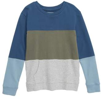 Tucker + Tate Colorblock Sweatshirt