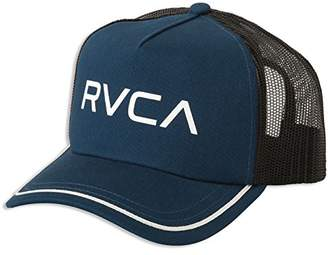 RVCA Junior's Title MESH Back Trucker HAT