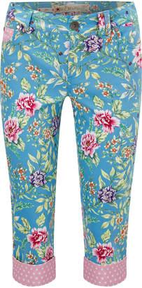 Joe Browns Floral Capri Pants