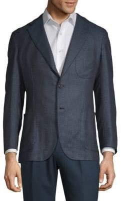 Brioni Herringbone Jacket