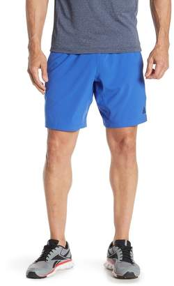 Reebok Workout Woven Drawstring Shorts