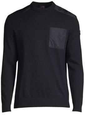 Paul & Shark Patch Pocket Sweater