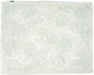 Alexander McQueen Grey Cotton Scarves & pocket squares