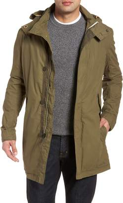 Cole Haan Lightweight Hooded Parka