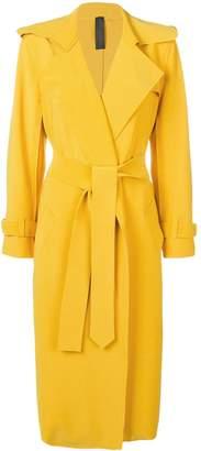 Norma Kamali robe coat