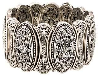 Konstantino Large Phaedra Cuff Bracelet