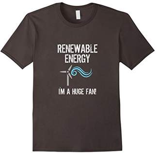 Environmental TShirt - Renewable Energy