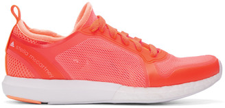 adidas by Stella McCartney Red CC Sonic Sneakers $180 thestylecure.com