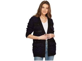 Lucky Brand Stevie Cardigan Women's Sweater