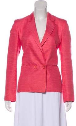 Stella McCartney Structured Long Sleeve Blazer