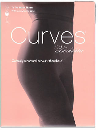 Berkshire Curves Mid-Thigh Shaper