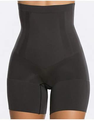 Talbots Plus Size Spanx OnCore High-Waist Mid-Thigh Short