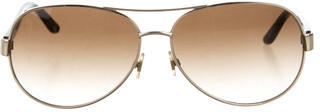 Kate SpadeKate Spade New York Gradient Aviator Sunglasses