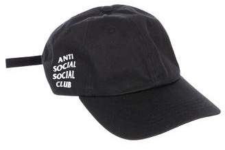 Anti SocialSocial Club 2017 Weird Cap