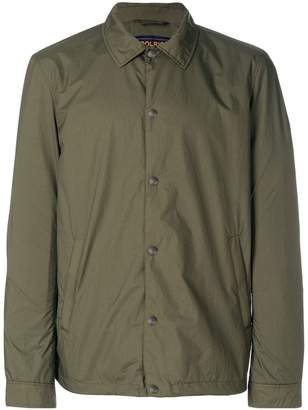 Woolrich shirt jacket