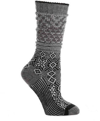 Smartwool Snowflake Crew Socks - Women's