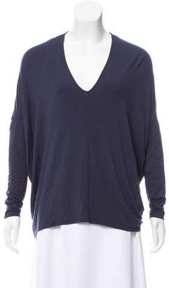 Zero Maria Cornejo Long Sleeve Knit Top
