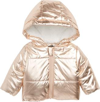 Bardot Junior Alexa Cropped Puffer Jacket