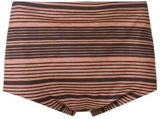Trunks Amir Slama striped