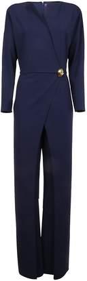 Ralph Lauren Black Label Ralph Lauren Semi-wrapped Jumpsuit