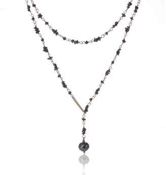 Black Diamond McFarlane Fine Jewellery - Raw Necklace