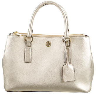 Tory BurchTory Burch Small Double-Zip Tote