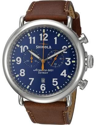 Shinola Detroit The Runwell Chrono 47mm - 10000047 Watches