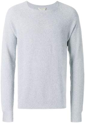 Al Duca D'Aosta 1902 brushed casual sweater
