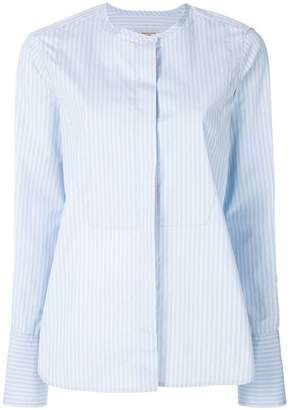 Alberto Biani striped style shirt
