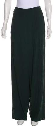 Maison Margiela High-Rise Wide-Leg Pants w/ Tags