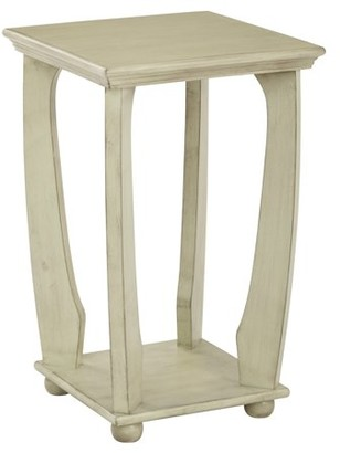 Office Star OSP Designs by Products Mila Square Accent Table