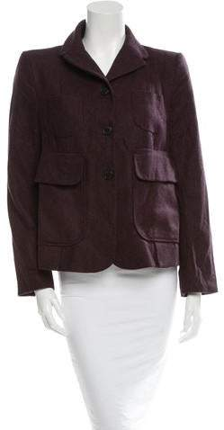 Carven Carven Wool Coat