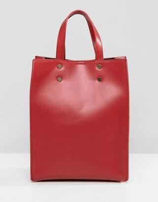 Pieces Mini Shopper Bag