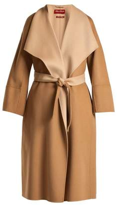 Max Mara Bosso Coat - Womens - Tan