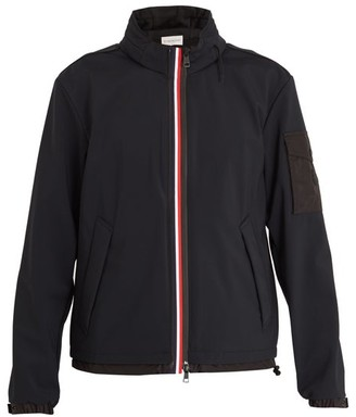 Moncler Ventoux Technical Jacket - Mens - Black