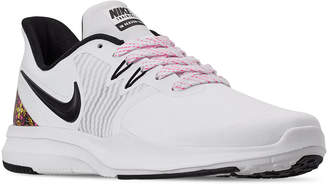 Nike Women In-Season Tr 8 Print Training Sneakers from Finish Line